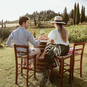 Degustazione vino Maremma Toscana